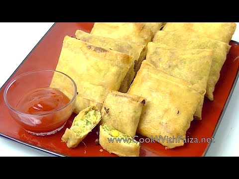 FRIED BOX PATTIES *COOK WITH FAIZA*