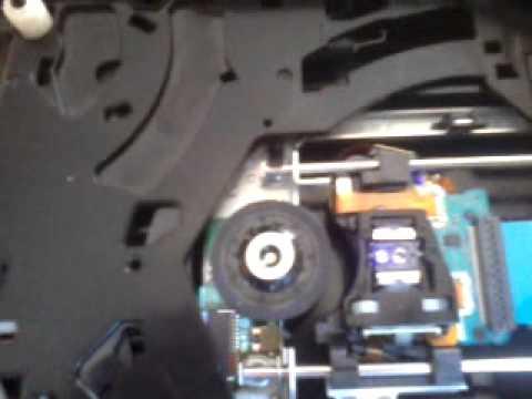PS3 Slim Laser adjusting and lightening