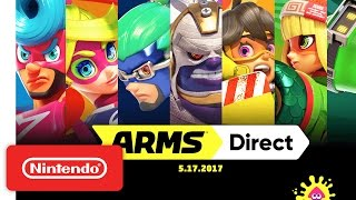 ARMS Direct 5.17.2017