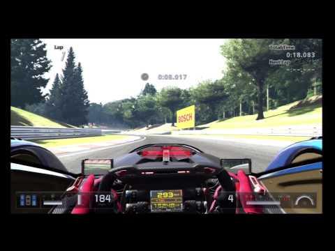 GT5: X2010 Deep Forest Raceway - Hot Lap