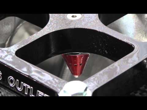 Nitrous Outlet Stinger Plate Flow Test