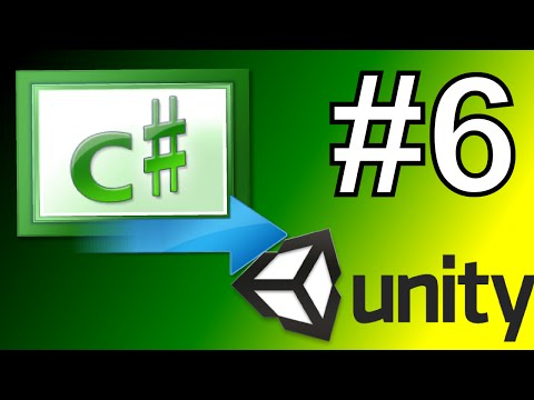 6.Unity C# Tutorial - All About Functions & Parameters