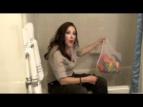 Bath Toys Quick Tip
