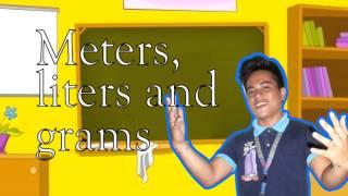 Meters Liters And Grams Music Video