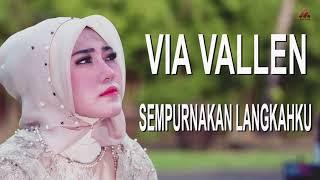 Via Vallen - Sempurnakan Langkahku (Official Lyric Video)