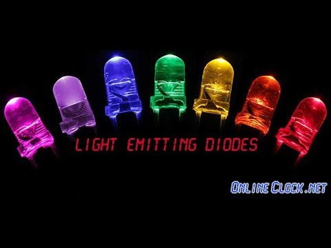 What is Light Emitting Diode - LED
