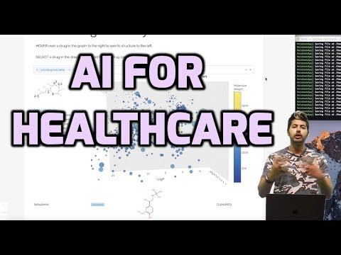 AI in Medicine | Drug Discovery with GANs (TensorFlow Tutorial)