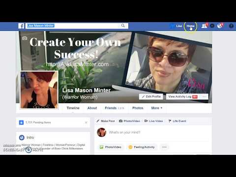 Facebook Training | Easy Way To Clean Up Facebook Friends List Everyday