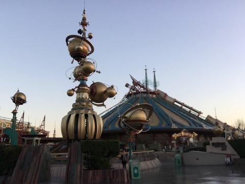 Discoveryland! Disneyland Paris' Steampunk Tomorrowland