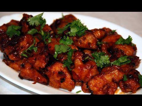 Gobi manchurian (Gravy) recipe in Malayalam