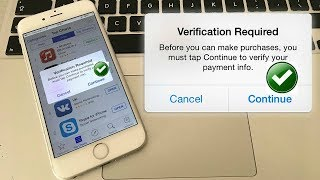 How To Fix Verification Required In Apps Store