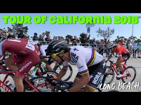 VLOG: Eating Vegan at the Tour of California Bike Race