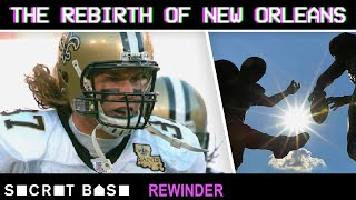 Steve Gleason's punt block that signaled a rebirth for New Orleans deserves a deep rewind