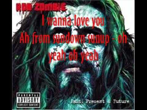 Rob Zombie- Boogieman Lyrics