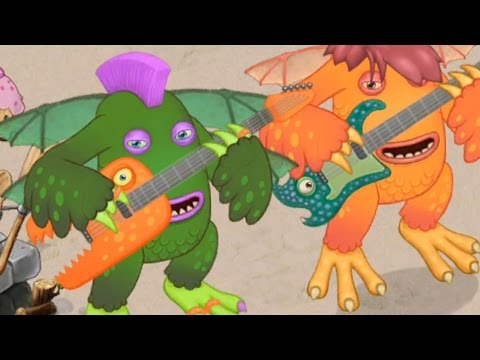 How to breed Rare Riff Monster 100% Real in My Singing Monsters!