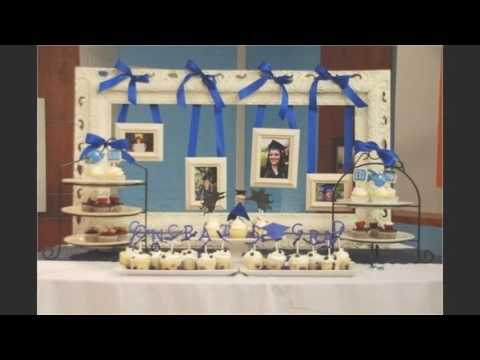 Graduation party themed decorating ideas