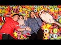 Download Video Download GETTING STUCK IN A BOWL OF CEREAL!!! 3GP MP4 FLV