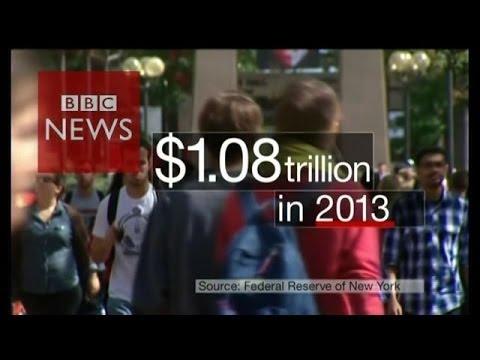 Is student debt killing the American Dream? - BBC News