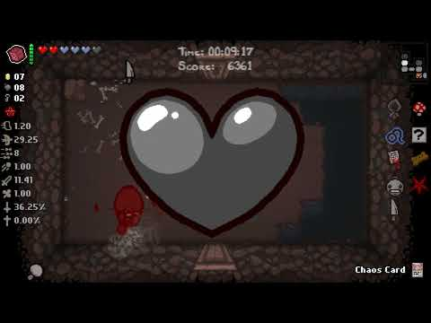 The Binding Of Isaac: Afterbirth+ Gameplay - Episode 21 - Hello