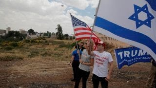 Trump follows through on Israel embassy promise