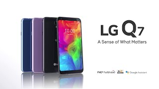 LG Q7: Official Product Video