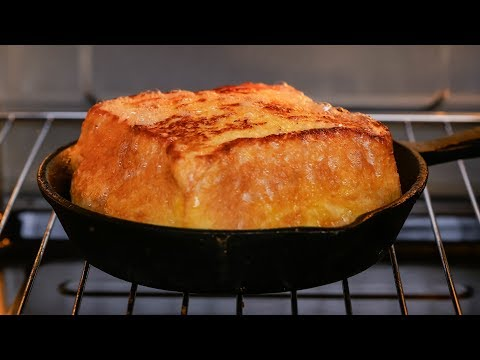 【1mintips】Tips for fluffy French toast!