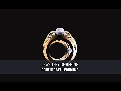 Jewellery Diamond in CorelDraw