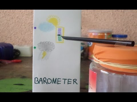 How To Make a Barometer
