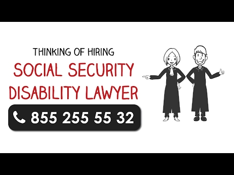 Social Security Disability Insurance - SSDI -  Attorney Near Me