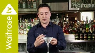 http://bit.ly/mYMuOT - This is how you make a classic Dry Martini. It