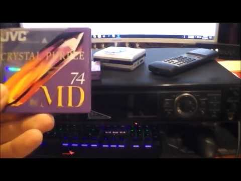 Some Minidisc Items Sent By A Subscriber!