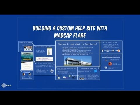 Modern Help Design: How OverDrive Built a Custom User Assistance Website Using MadCap Flare