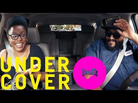 Undercover Lyft with DJ Khaled