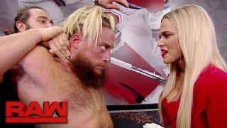 Enzo Amore completes his sensitivity training: Raw, Dec. 19, 2016