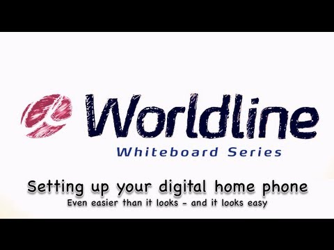 Whiteboard Series - Digital Home Phone Installation