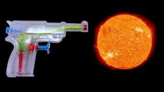 Guns in Space