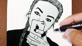 Como Desenhar Garoto Tumblr How To Draw Boy