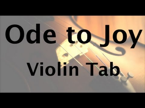 Learn Ode to Joy on Violin - How to Play Tutorial