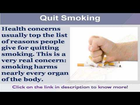 See now   quit smoking patch