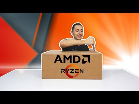 AMD MYSTERY UNBOXING!