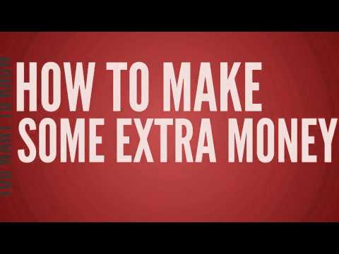 how to make some extra money from home uk