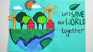 Environment Day Poster Drawing Competition