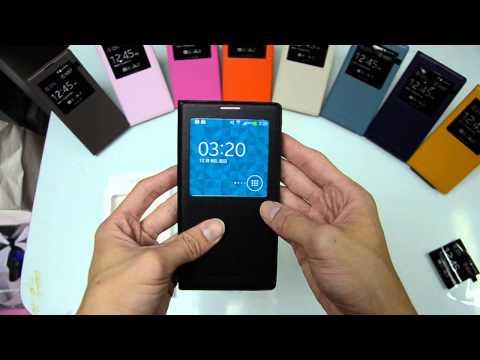 Flip Smart View Case Cover for Samsung Galaxy Note 3 III N9006 / N9005 / N9009 / N9000
