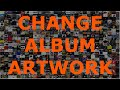 How to Change Album Artwork in iTunes