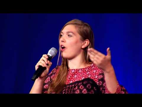 Pick Me Up Poem | Fee | TEDxMünchen
