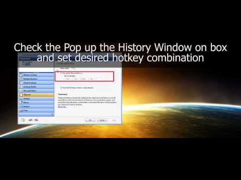 How to Enable and Use Clipboard History