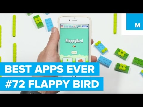 Flappy Bird: #72 Best iPhone App of All Time | Mashable
