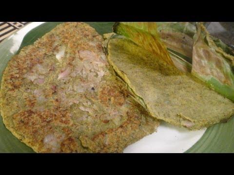 Moong Dal Pancake