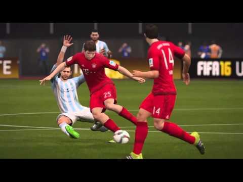 FIFA 16 Online (Vs Friends!)