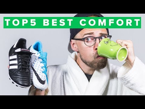 TOP 5 MOST COMFORTABLE FOOTBALL BOOTS
